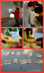 esl games sentence and dialogue structure speaking reading