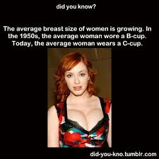 Breast Meme - average breast size imgur