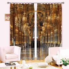 curtain designs for living room 3d scenery curtains u0026 beach scene curtains beddinginn com