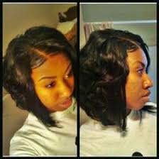 bob quick weave hairstyles quick weave feathered bob hairstyles hair