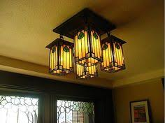 Chandeliers Craftsman Style Interior Craftsman Bungalow Mission Arts And Crafts Style