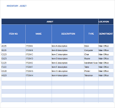 inventory tracking template u2013 15 free sample example format