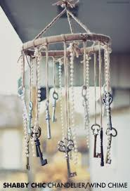 Easy Diy Chandelier 10 Cheap And Easy Diy Wind Chime Ideas That Will Refresh Your