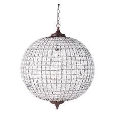 suspension maison du monde finon metal ceiling light d 60cm maisons du monde