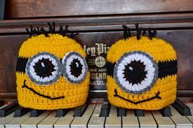 knotty knotty crochet minions minions free pattern