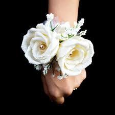 bridesmaid corsage shop bridal wrist corsage on wanelo