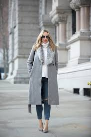 sweater with faux fur collar how to wear a faux fur stole or faux fur collar coat in winter