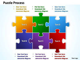 puzzle powerpoint template powerpoint puzzle pieces template free