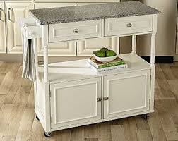 kitchen islands with granite top kitchen cart with granite top 129 59 from