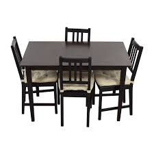 75 off balinese teak dining table set tables