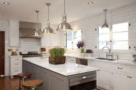 white l shaped kitchen with island gray center island transitional kitchen dunn edwards silver