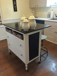 dresser kitchen island table island made from an dresser pretty cool home