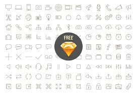 200 free outline icons u0026 fonts graphicsfuel