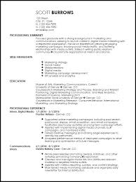 resume for internship template free professional internship resume templates resumenow