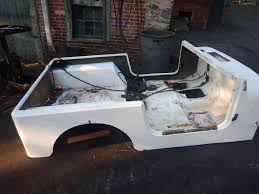 jeep body 76 86 cj7 fiberglass tub body best deals on used jeep parts