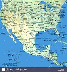 Mexico On Map Map Of West Coast Usa United States In The Atlas Tearing Mexico On