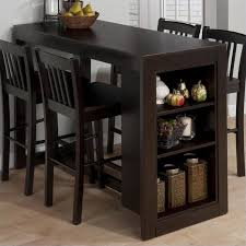 counter height table with storage jofran counter height table with storage in maryland merlot