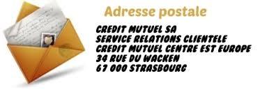 adresse siege credit mutuel assurance auto moto crédit mutuel comment résilier