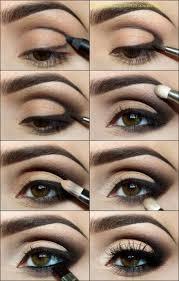 eyeshadow tutorial for brown skin arabic eye makeup tutorial for brown eyes arabian eye makeup