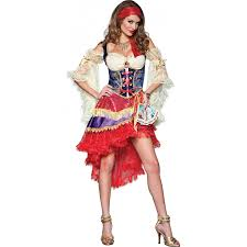 plus size womans halloween costumes good fortune gypsy womens costume