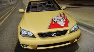lexus hatchback is300 lexus is300 nfsmw05 pj for gta san andreas