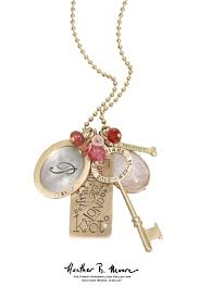 personalized charm necklaces personalized necklace kasson jewelers