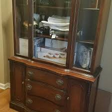 cherry wood china cabinet find more antique harmony house cherry wood china cabinet for sale