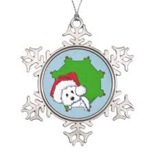 westie ornaments keepsake ornaments zazzle