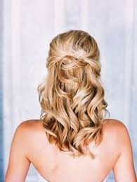 partial updos for medium length hair 70 best wedding hair styles for long hair images on pinterest