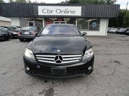 mercedes roswell ga 2007 mercedes cl class cl 550 2dr coupe in roswell ga car