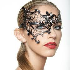 metal masquerade mask best black metal masquerade masks products on wanelo