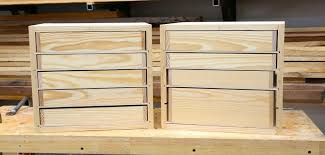 Free Easy Woodwork Designs by How To Build Woodshop Drawers Free Diy Tool Drawer Plans