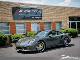 fashion grey porsche turbo s a special shade of gray meet the new awe tuning porsche 991 turbo s