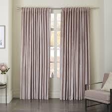 cotton luster velvet curtain dusty blush velvet curtains