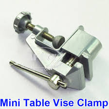 Mini Table Ls Mini Alloy Aluminium Light Table Bench Vise Cl Gadget Jewelers
