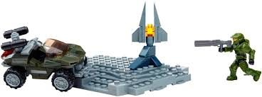 lego halo warthog bloks halo 97216 micro fleet warthog attack the master chief