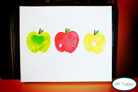 hello wonderful 12 sweet and simple apple crafts