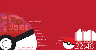 pokeball theme rainmeter