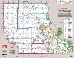 Nebraska Map Washington County Nebraska Meetings