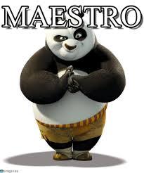 Meme Kung Fu - maestro kung fu panda meme on memegen