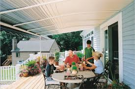 retractable awning features