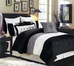 bedding set wonderful black and white twin triangle home picture