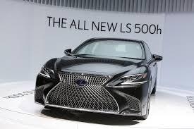 lexus sport car 2018 2018 lexus ls 500 f sport promises coupe