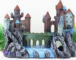 Aquarium Castle 1000 Aquarium Ideas