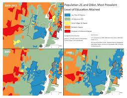 Newark Map December 2015 Exploring Educational Attainment In The Newark