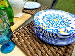 melamine dishes be my guest with