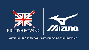 mizuno becomes official sportswear partner of british rowing