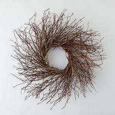 twig wreath blueberry twig wreath terrain