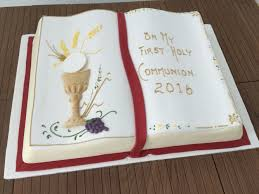 communion bible open bible cake for holy communion communion cakes