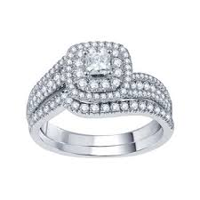 his and hers engagement rings wedding ring sets bridal sets